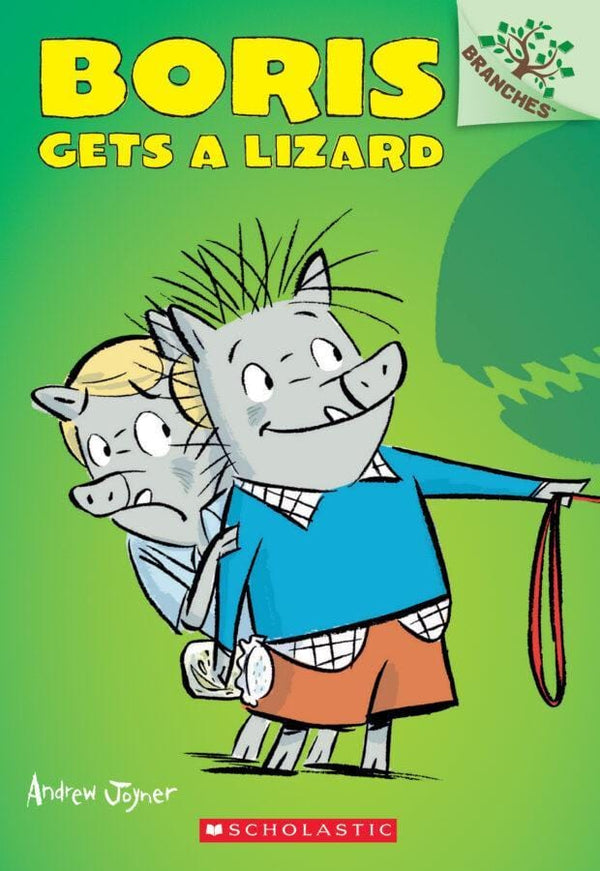 Boris Gets a Lizard (Boris #2) - Dear Books Online Children's Book Store