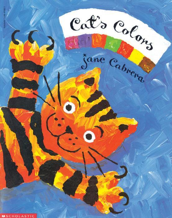 Cat's Color - Dear Books Online Children's Book Store Philippines