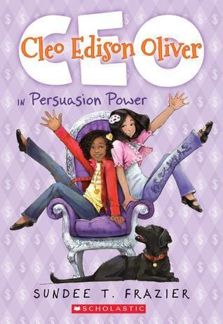 Cleo Edison Oliver in Persuasion Power - Dear Books Online Children's Book Store Philippines