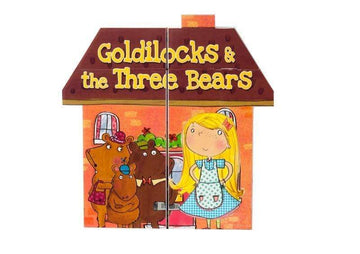 Clever Book: Goldilocks and the Three Bears