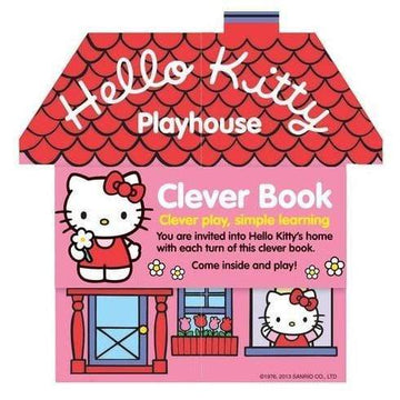 Clever Book: Hello Kitty Playhouse