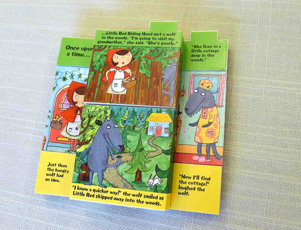 Clever Book: Little Red Riding Hood - Dear Books Online Children's Book Store Philippines