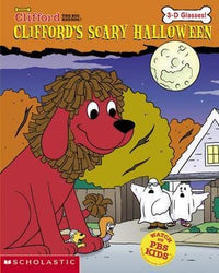 Clifford: Scary Halloween W/ 3-d Glasses - Dear Books Online Children's Book Store