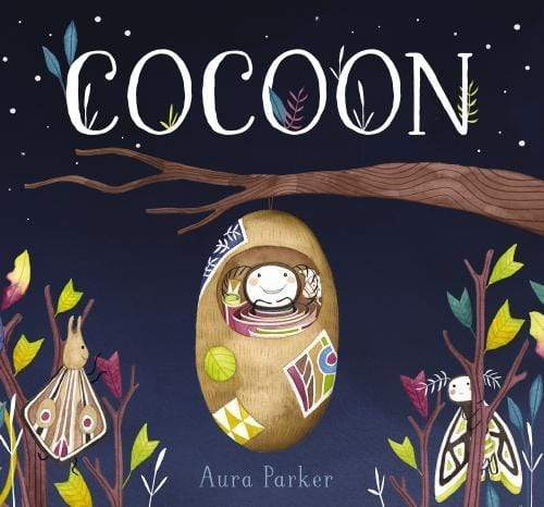 Cocoon (with CD & Story Plus) - Dear Books Online Children's Book Store