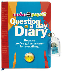Coke or Pepsi? Question a Day Diary - Dear Books Online Children's Book Store Philippines