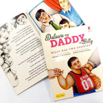 Dalawa ang Daddy ni Billy - Dear Books Online Children's Book Store Philippines