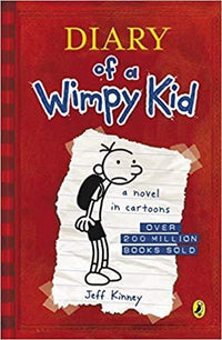 Diary of a Wimpy Kid - Dear Books Online Children's Book Store