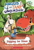 Digging for Dinos (Haggis and Tank Unleashed #2)