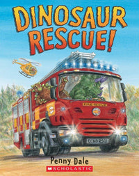 Dinosaur Rescue! - Dear Books Online Children's Book Store Philippines