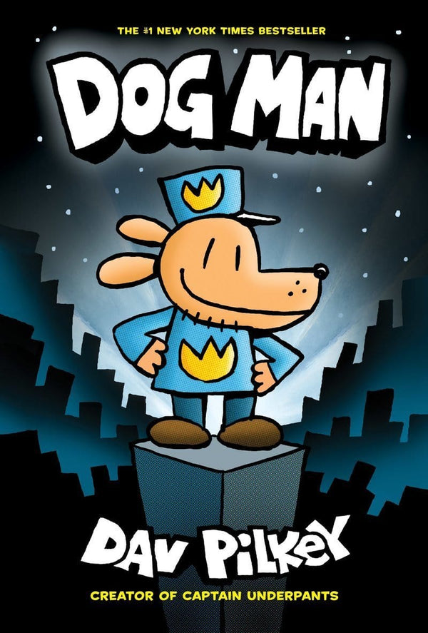 Dog Man (Dog Man #1) - Dear Books Online Children's Book Store Philippines