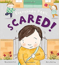 Everybody Feels Scared! - Dear Books Online Children's Book Store Philippines
