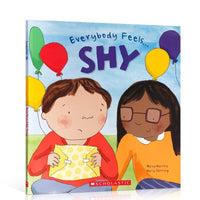 Everybody Feels Shy - Dear Books Online Children's Book Store Philippines