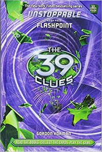 Flashpoint (The 39 Clues: Unstoppable #4) - Dear Books Online Children's Book Store Philippines
