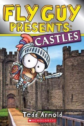 Fly Guy Presents: Castles - Dear Books Online Children's Book Store Philippines