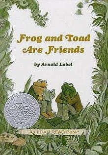 Frog and Toad Are Friends - Dear Books Online Children's Book Store