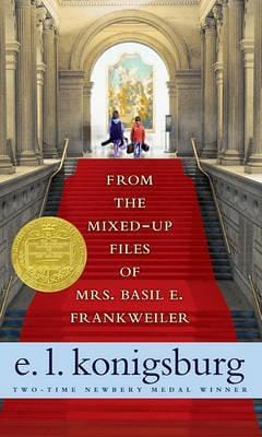 From The Mixed-up Files Of Mrs. Basil E. Frankweiler - Dear Books Online Children's Book Store Philippines