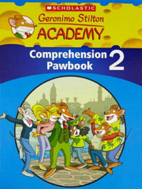 Geronimo Stilton Academy: Comprehension Pawbook #2 - Dear Books