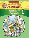 Geronimo Stilton Academy: Vocabulary Pawbook #1