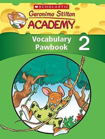 Geronimo Stilton Academy: Vocabulary Pawbook #2