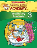 Geronimo Stilton Academy: Vocabulary Pawbook #3