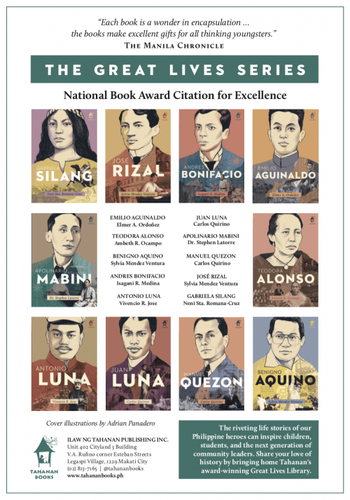 Great Lives Series: Juan Luna - Dear Books Online Children's Book Store Philippines