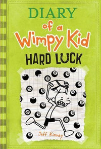 Hard Luck (Diary of a Wimpy Kid #8) - Dear Books Online Children's Book Store