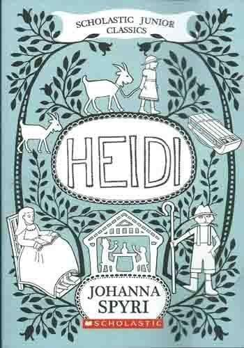 Heidi (Scholastic Junior Classics) - Dear Books Online Children's Book Store Philippines