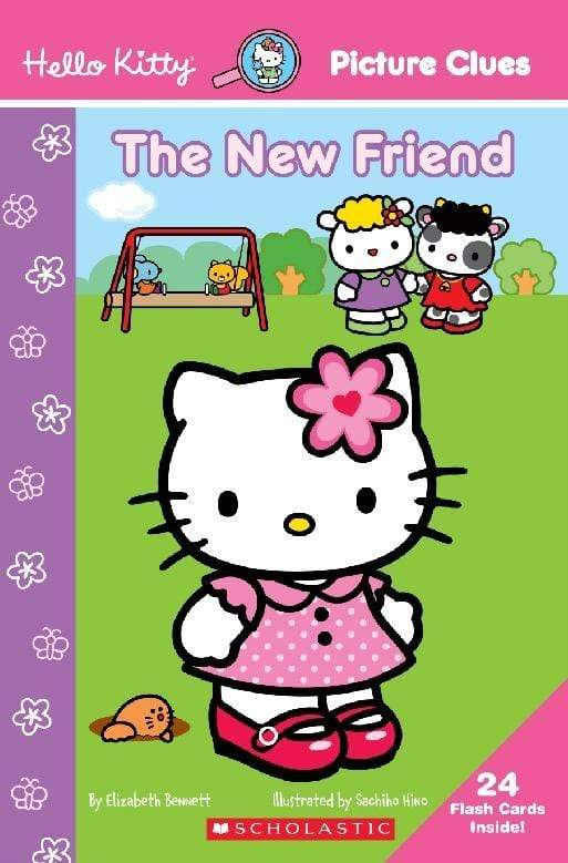 Hello Kitty Picture Clue Reader: The New Friend - Dear Books Online Children's Book Store