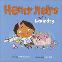 Henry Helps With Laundry - Dear Books Online Children's Book Store Philippines