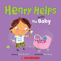 Henry Helps with the Baby - Dear Books