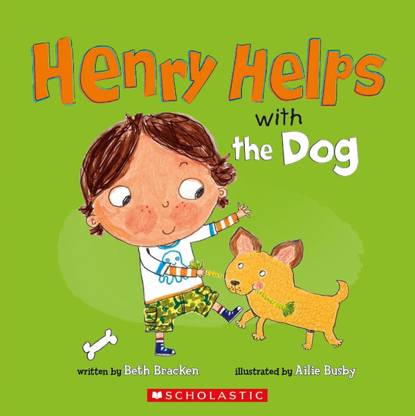 Henry Helps with the Dog - Dear Books