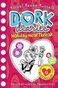 Holiday Heartbreak (Dork Diaries #6) - Dear Books Online Children's Book Store Philippines
