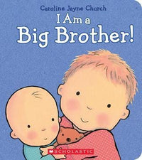 I Am A Big Brother - Dear Books Online Children's Book Store Philippines