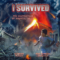 I Survived the Destruction of Pompeii, AD 79 (I Survived #10) - Dear Books Online Children's Book Store Philippines