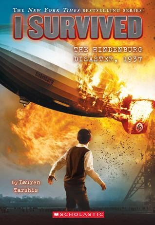 I Survived the Hindenburg Disaster, 1937 (I Survived #13) - Dear Books Online Children's Book Store Philippines