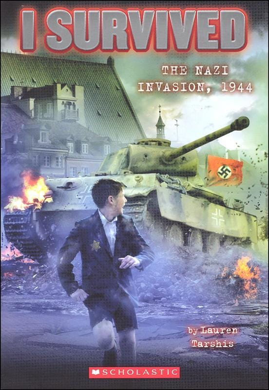 I Survived the Nazi Invasion, 1944 (I Survived #9) - Dear Books Online Children's Book Store Philippines