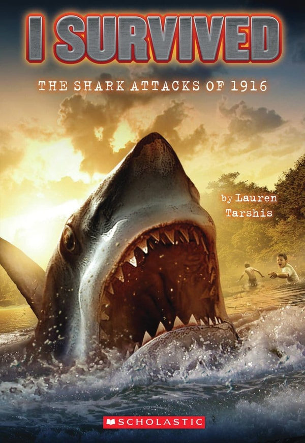 I Survived the Shark Attacks of 1916 (I Survived #2) - Dear Books Online Children's Book Store Philippines