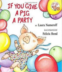 If You Give a Pig a Party (Audio CD) - Dear Books Online Children's Book Store Philippines