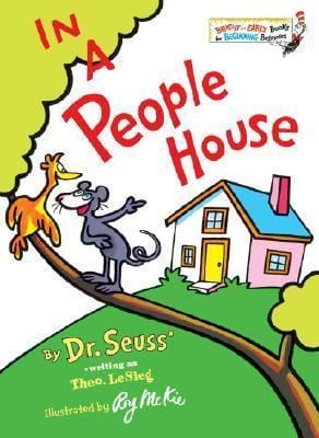 In a People House - Dear Books Online Children's Book Store