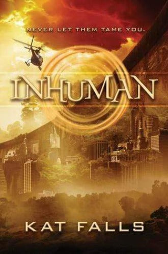 Inhuman - Dear Books Online Children's Book Store Philippines