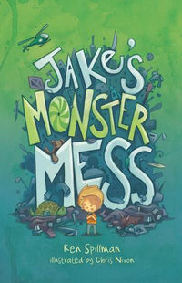 Jake's Monster Mess - Dear Books
