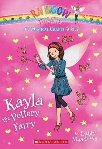Kayla, The Pottery Fairy (Magical Crafts Fairies #1) - Dear Books Online Children's Book Store Philippines