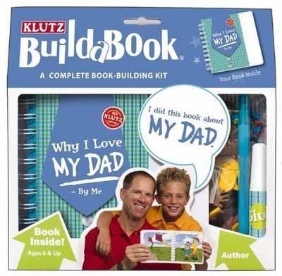 Klutz Build-a-book: Why I Love My Dad - Dear Books Online Children's Book Store Philippines