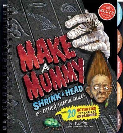 Klutz: Make A Mummy Shrink A Head - Dear Books Online Children's Book Store