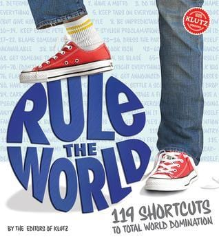 Klutz: Rule the World - Dear Books Online Children's Book Store