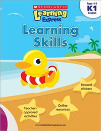 Learning Skills (Scholastic Learning Express: K1) - Dear Books Online Children's Book Store