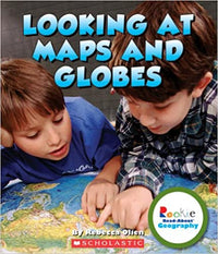 Looking at Maps and Globes - Dear Books Online Children's Book Store Philippines