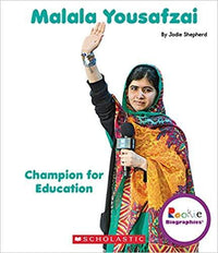 Malala Yousafzai: Champion for Education - Dear Books