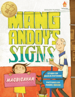 Mang Andoy's Signs - Dear Books Online Children's Book Store Philippines