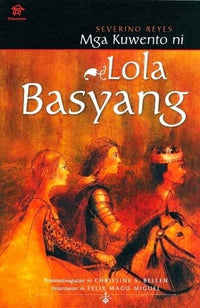 Mga Kuwento ni Lola Basyang (Volume 1) - Dear Books Online Children's Book Store Philippines